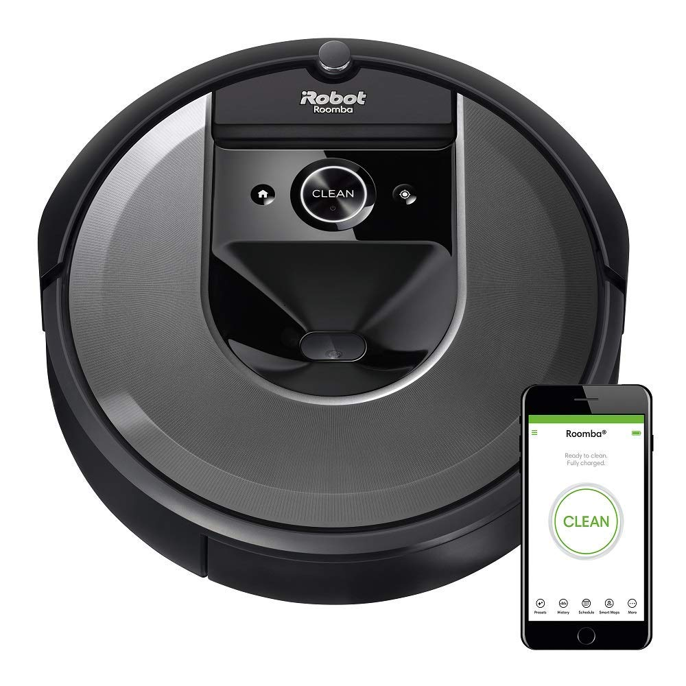 Image of iRobot Roomba i7 7150 Wi-Fi Connected