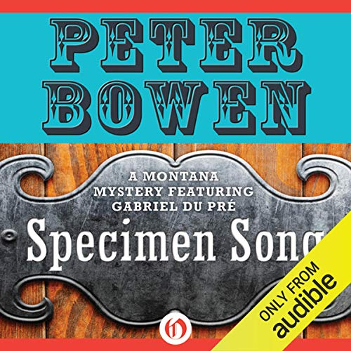 Specimen Song audiobook cover art