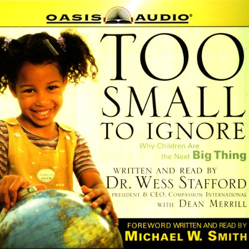 Too Small to Ignore audiobook cover art