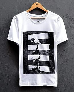 Camiseta The Beatles Abbey Road STM