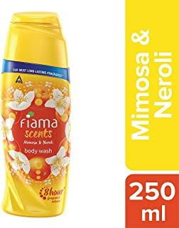 Fiama Scents Mimosa and Neroli Body Wash, 250 ml