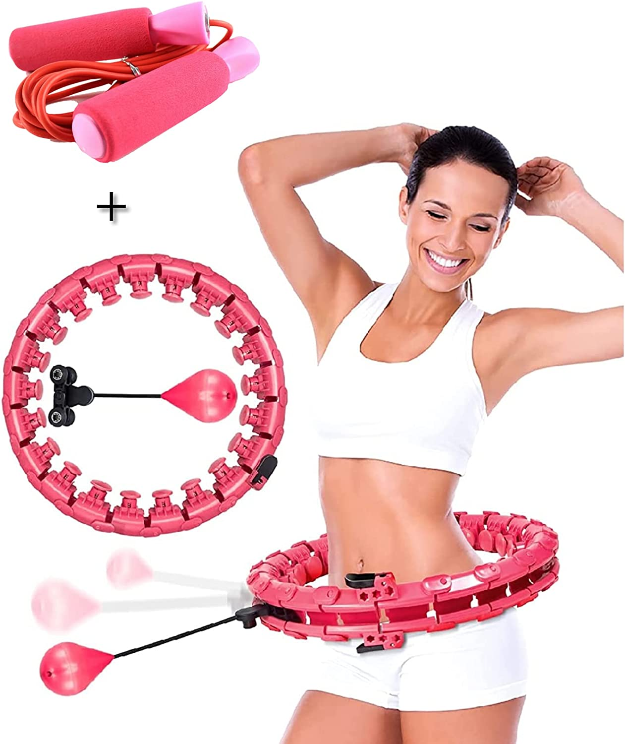 Smart Weighted Hula Challenge the lowest price of Ranking TOP9 Japan Hoop for and Adults Exercis Kids. A