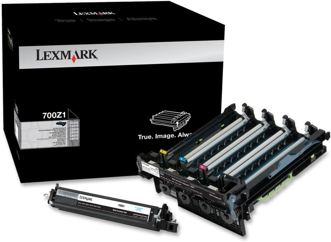 Lexmark 70C0Z10/Z50 Imaging Kits - 1 Each 310/410/510
