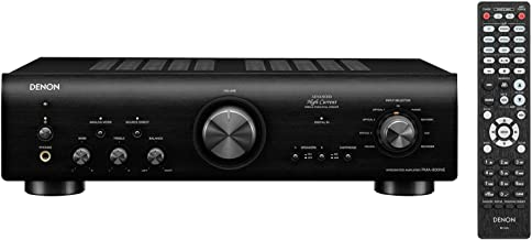 Denon PMA-800NE Stereo Integrated Amplifier | Up to 85W x 2 Channels | Built-In Phono Pre-Amp | Analog Mode | Advanced High Current Power