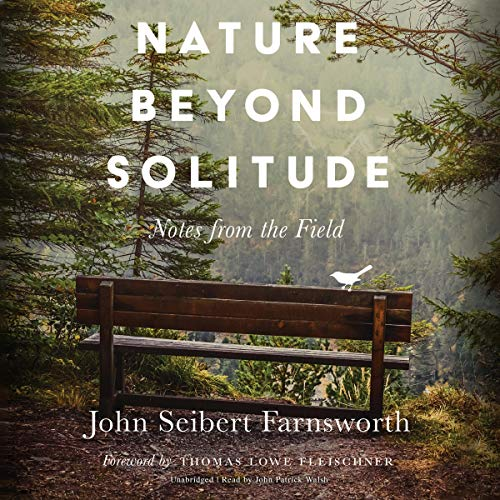 Nature Beyond Solitude audiobook cover art