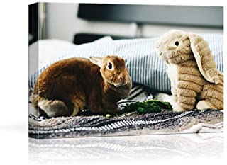 NWT Custom Canvas Prints with Your Photos for Pet/Animal, Personalized Canvas Pictures..