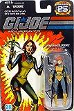 G.I. Joe 25th Anniversary: Scarlett (Counter Intelligence) 3-3/4 Inch Action Figure