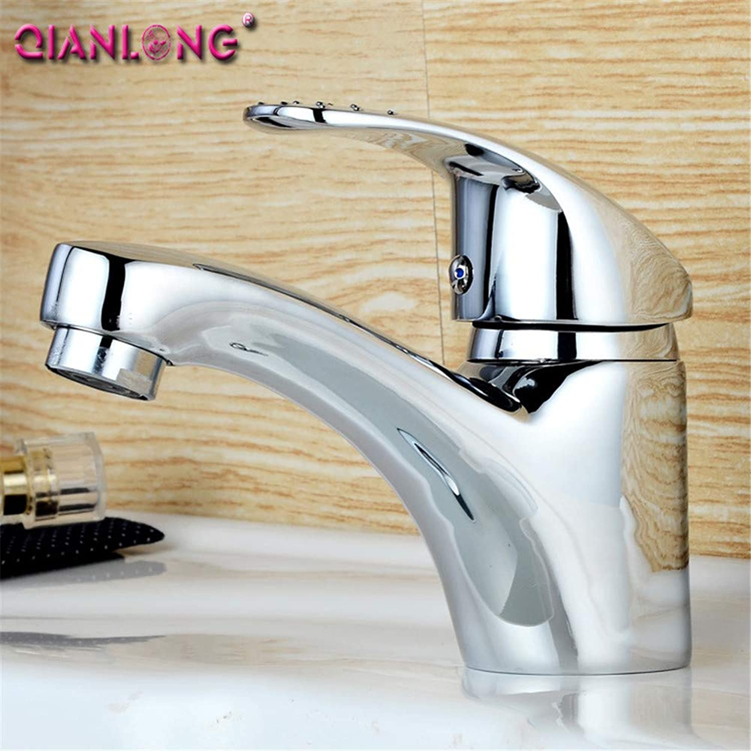 JONTON Faucet all copper basin hot and cold water faucet wash basin hot and cold water faucet