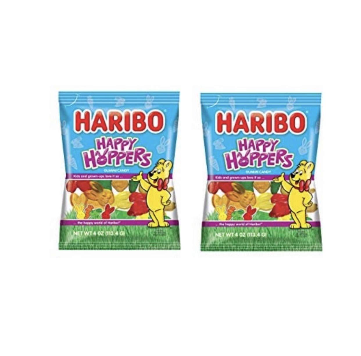 Haribo Happy Hoppers Gummi Ranking TOP9 Candy 4 2 overseas oz Pack