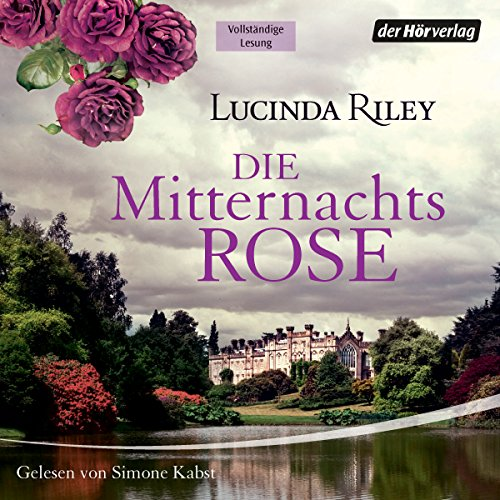 Die Mitternachtsrose audiobook cover art