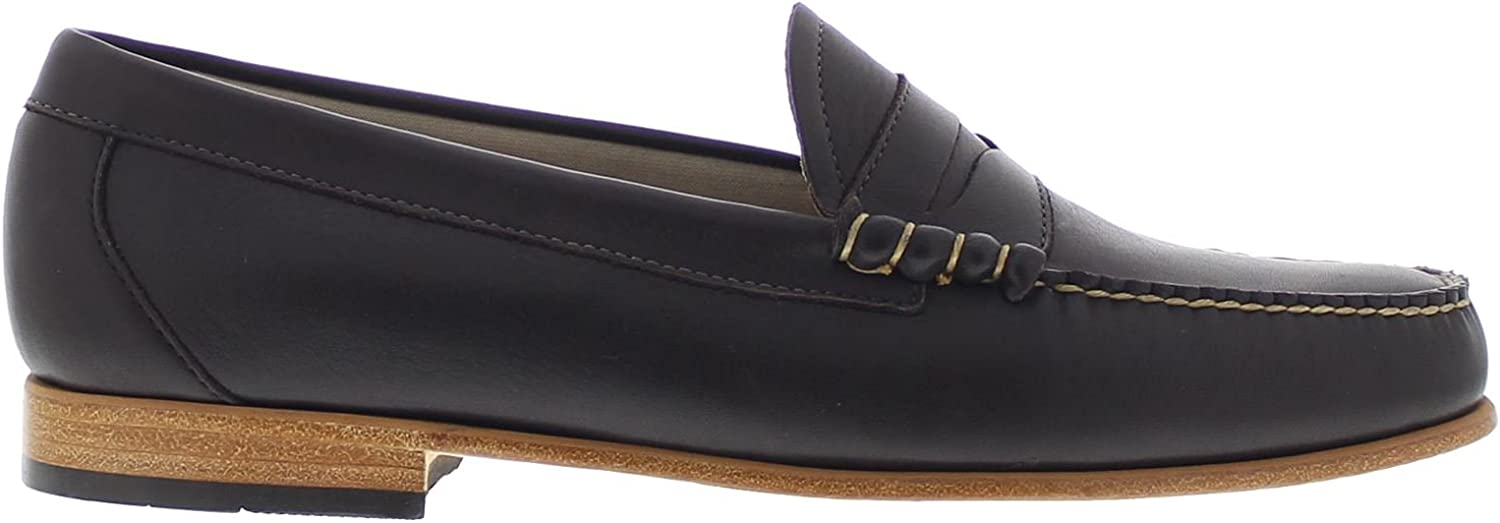 G.H. Bass & Co. Mens Weejun Larson Palm Springs Leather shoes