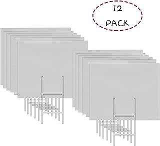 MEJOR CONOCIDO 12 Pack 24