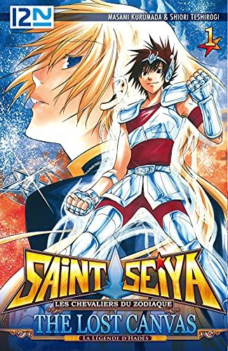 Saint Seiya - Les Chevaliers du Zodiaque - The Lost Canvas - La Légende d'Hadès - Tome 21 (Saint Seiya - The Lost Canvas - Hades)