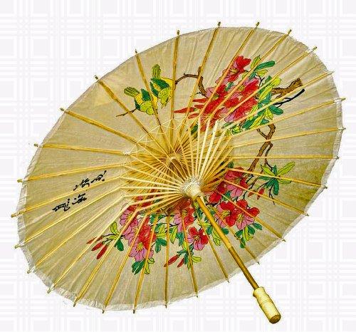 Chinesischer Schirm