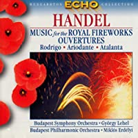 Handel: Music for the Royal Fi