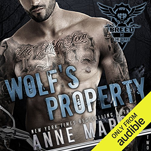 Wolf's Property audiobook cover art