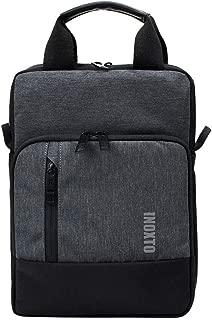 INOXTO Men Bag Messenger Bag Small Crossbody Shoulder Bag Casual Handbag Purse Fits for pad Tablet