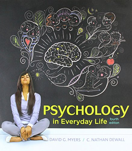 Psychology in Everyday Life 4E & LaunchPad for Psychology in Everyday Life 4E (Six Month Access)