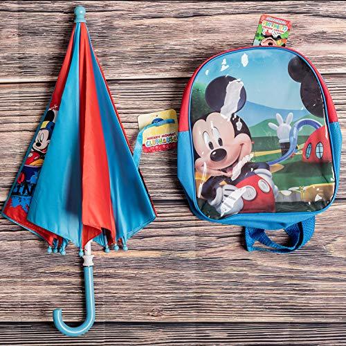 Regenschirm für Kinder Mickey Mouse