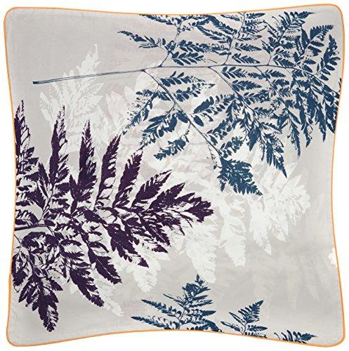 Essix - Taie d'oreiller Sous Bois Coton Multicolore 65 x 65 cm
