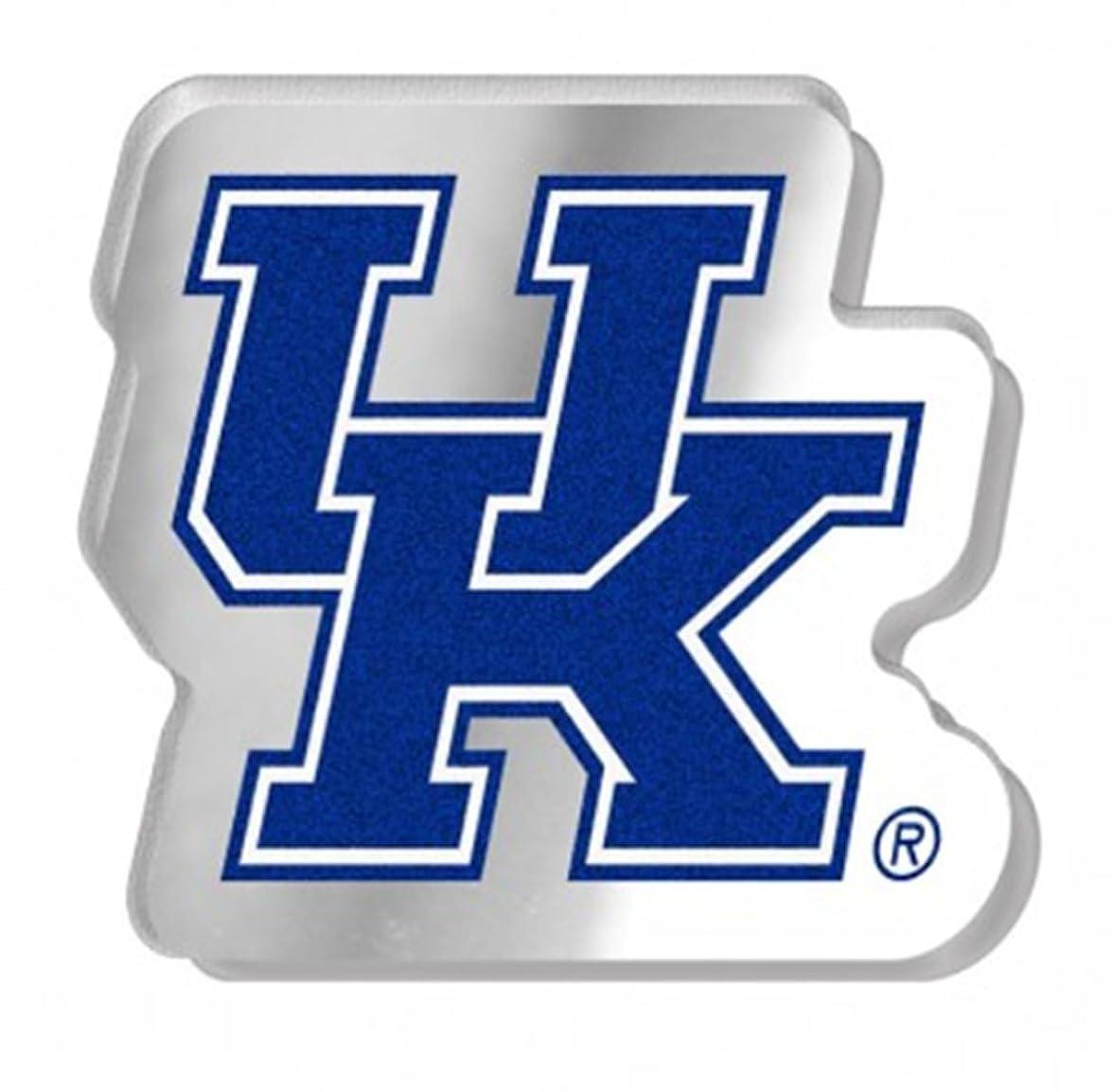 牧師のみ実施するNCAA University Kentucky Wildcats WinCraftミラーアクリルピン