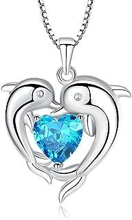 Best dolphin pendants necklaces Reviews