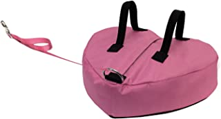 ONMOG Pet n' Place Portable Pet Management System, Medium Heart, Pink
