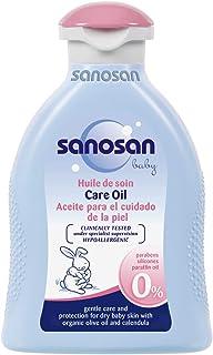 Sanosan Oil For Baby, 200 Ml