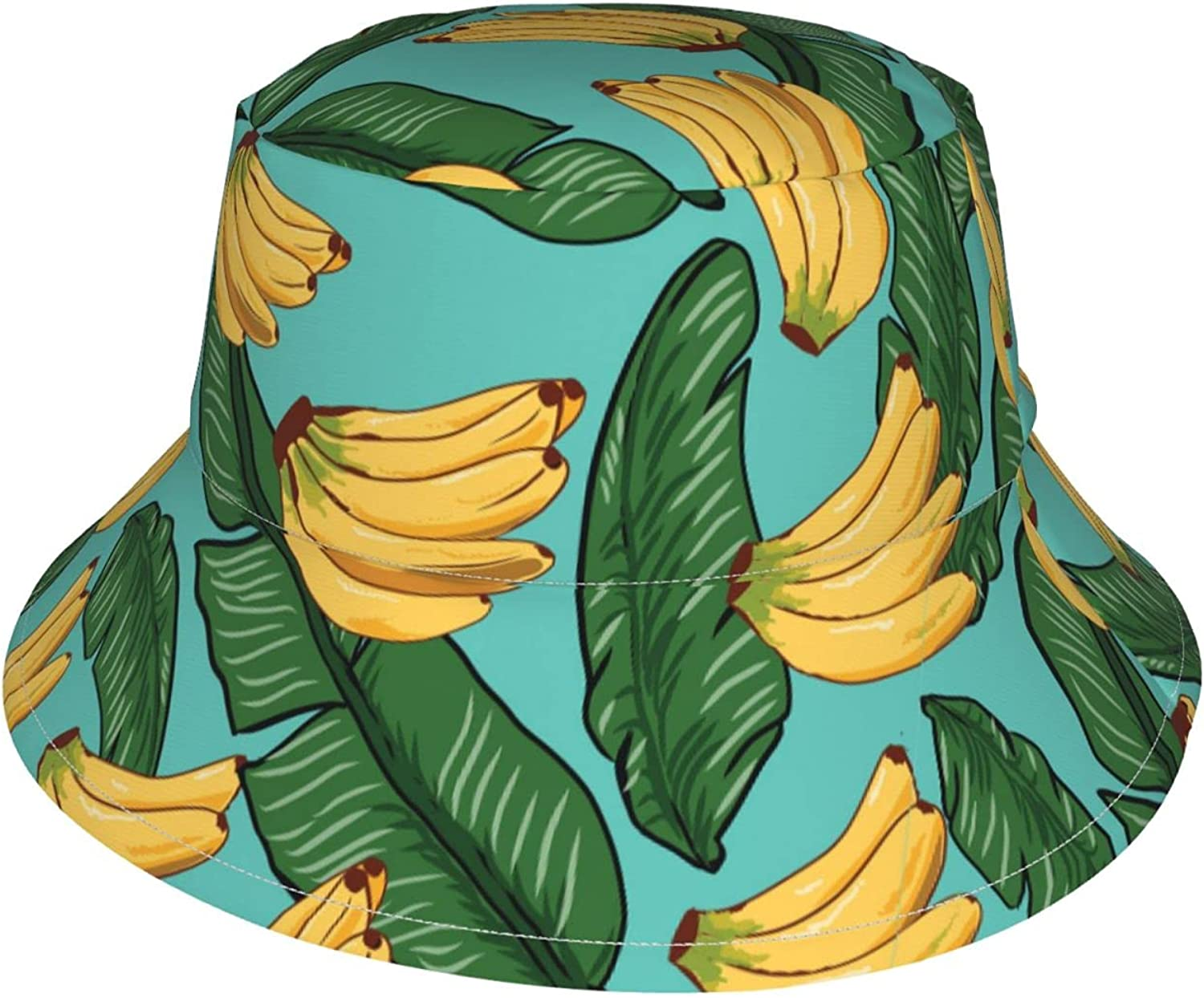 Canfeng Baby Sun hat Banana Toddler Fees free!! Palm New product Leaves Br Kids