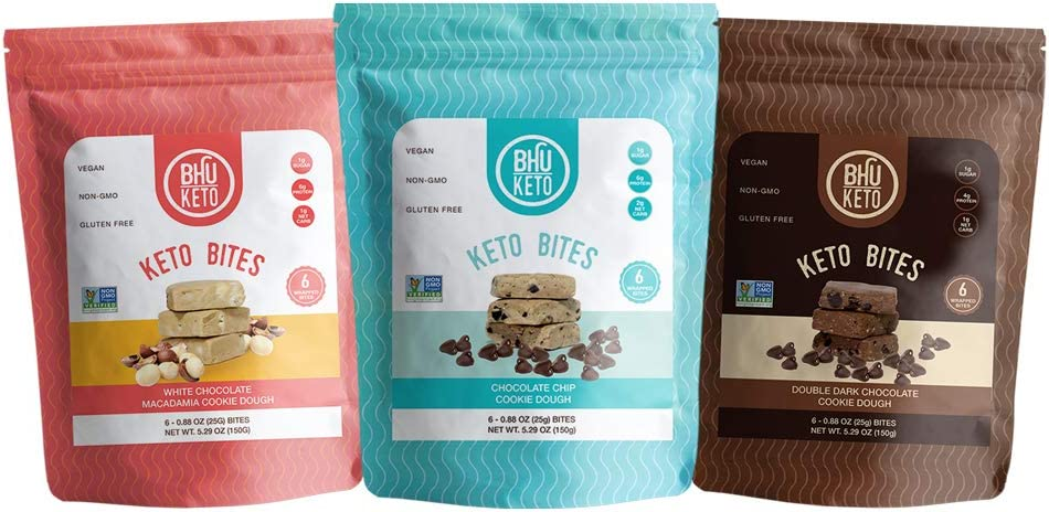 Excellence BHU Keto Bites – 3 In a popularity Pack Variety Bags