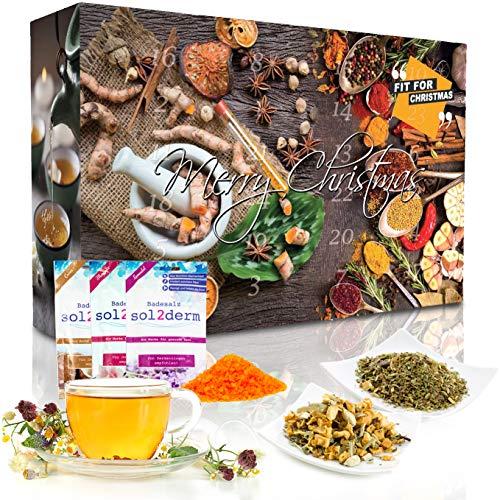 Wellness-Tee-Adventskalender