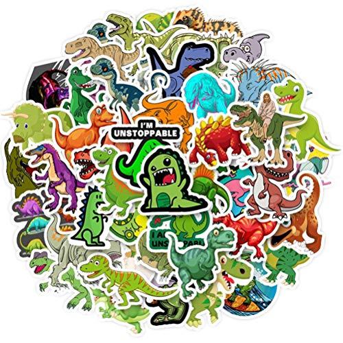 QIANGWEI 50 Stks Sticker Speelgoedtas Notebook Skateboard Bagage Waterdichte Sticker Graffiti Sticker