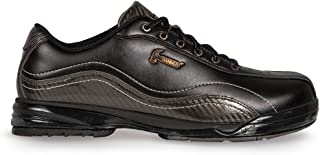 Hammer Mens Force Performance Bowling Shoes Black/Carbon- Left Hand
