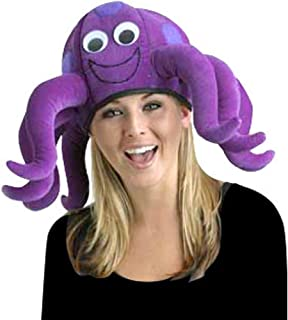 Kid's Or Adult Octopus Hat