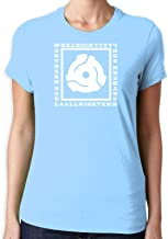Northern Soul All Nighter 45 Vinyl Adapter Women's T-Shirt
