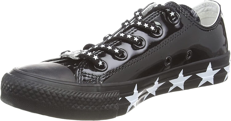 Converse Women's Hi-top Trainers Sneaker, 0