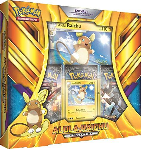 Pokemon 25961 Pokémon Company International 25961-PKM Alola-Raichu Kollektion DE