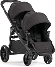 Best Baby Jogger City Select Double Stroller | Baby Stroller with 20 Ways to Ride, Included Second Seat | Quick Fold Stroller, Granite Review