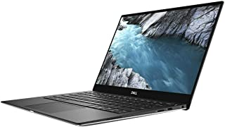 "2019_Dell XPS 13 9380 Laptop 13.3"" 4K UHD Touch Display , 8th Generation Intel Core i7-8565U Processor, 8GB RAM, 512GB SSD, Webcam, Fingerprint Reader, HDMI, Wireless+Bluetooth, Windows 10, Black"