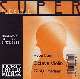 thomastik octave violin strings