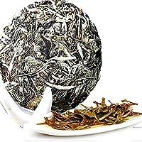 中国プエル茶 100g (0.22LB) 生プーアル茶グリーンティームーンライトホワイトティープーアル茶緑茶生茶プーアール茶健康茶グリーンフード Pu'er tea Raw Puer tea Green tea Pu erh tea Pu er tea Red tea