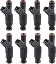 MOSTPLUS 19LB EV1 Fuel Injectors for BMW Chevy Ford Pontiac   ECU Tuning Required (Set of 8)