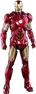 Marvel Hot Toys Iron Man 2 Iron Man Mark IV Diecast 1/6 Scale 12