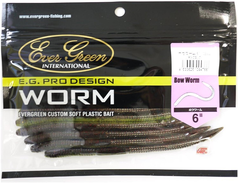 Evergreen (EVERGREEN) worm Bouwamu 6 inches Frog   59