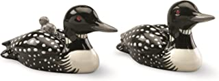 Loons Duck Decoys Salt and Pepper Shakers Ceramic
