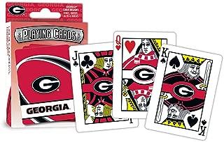 MasterPieces NCAA Georgia Bulldogs Playing Cards