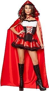 Roma Costume - Sexy Little Red Rider Costume