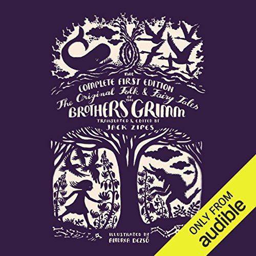 The Original Folk and Fairy Tales of the Brothers Grimm audiobook cover art