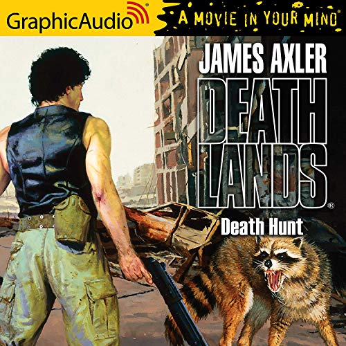 Death Hunt  By  cover art