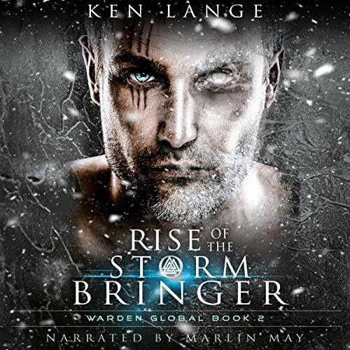Rise of the Storm Bringer audiobook cover art